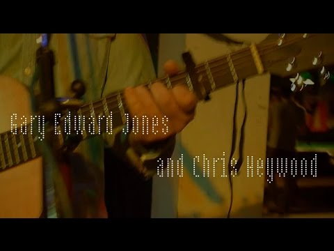 Gary Edward Jones and Chris Heywood Live at the Fox and Goose Southport - Sept 2012
