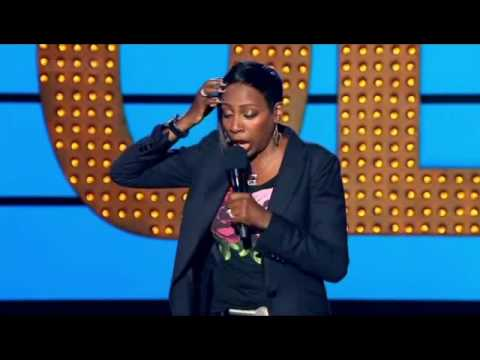 Gina Yashere Live At The Apollo EXTENDED Part 2