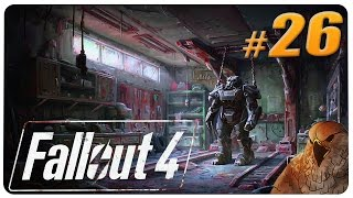 FALLOUT 4 Gameplay - Part 26 - The Subway Turkey! - Let