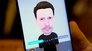 Wie Verwenden von Emoji-AR