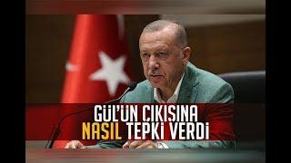 Erdoğan, parti içi tartışmalar için ne dedi... Sesli Makale