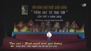 Bình minh trên quê hương - Tuấn Anh sáo trúc (Video by NTT)
