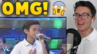 GGV Mackie, Francis, and Keifer sing 'Listen' Reaction