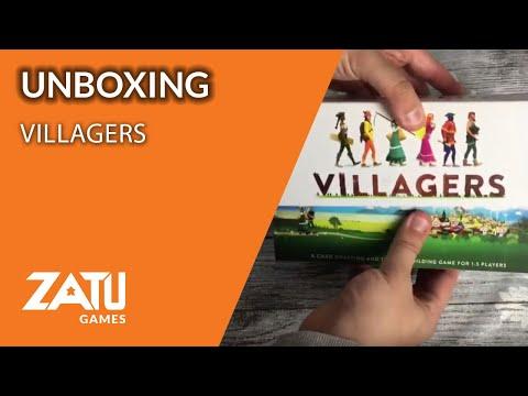 Villagers Unboxing