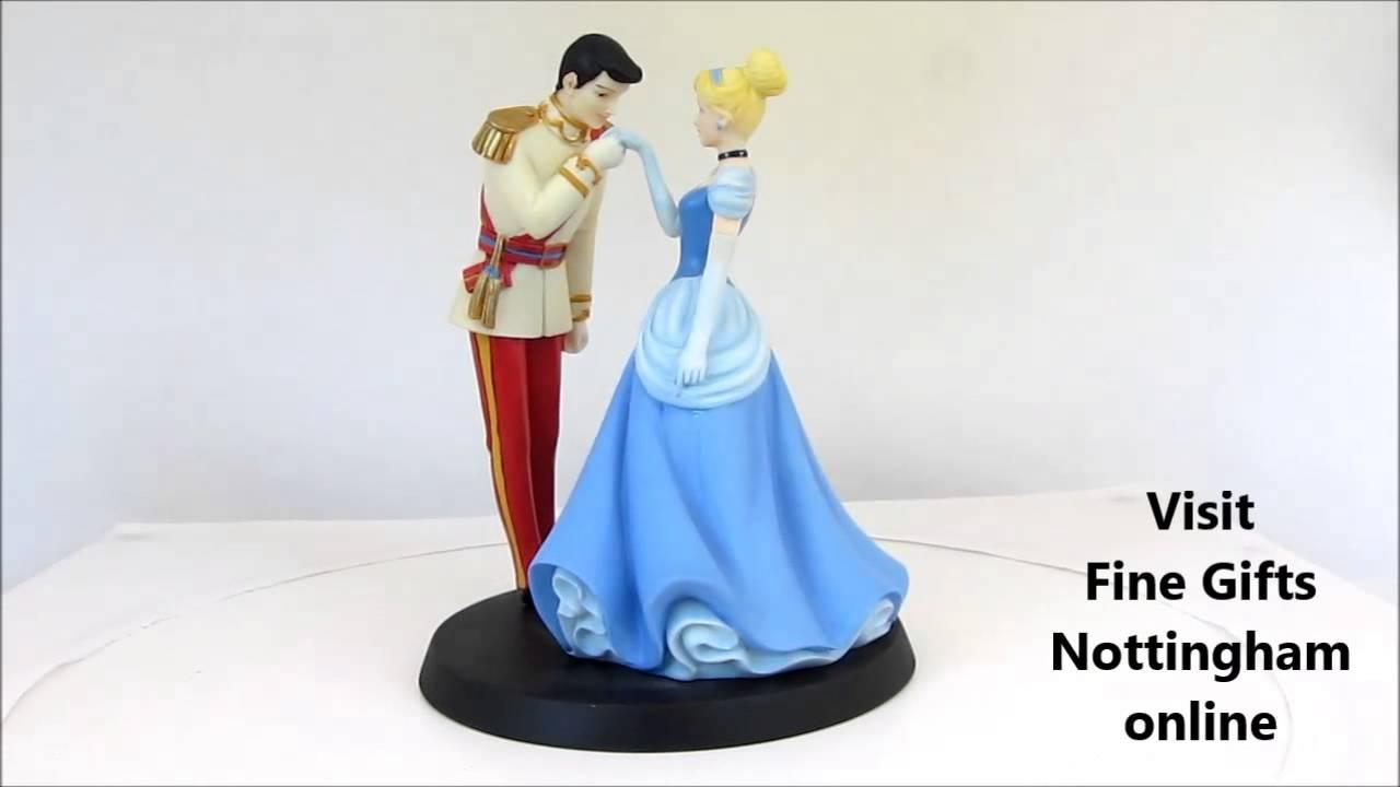 Cinderella Prince Charming Figurine