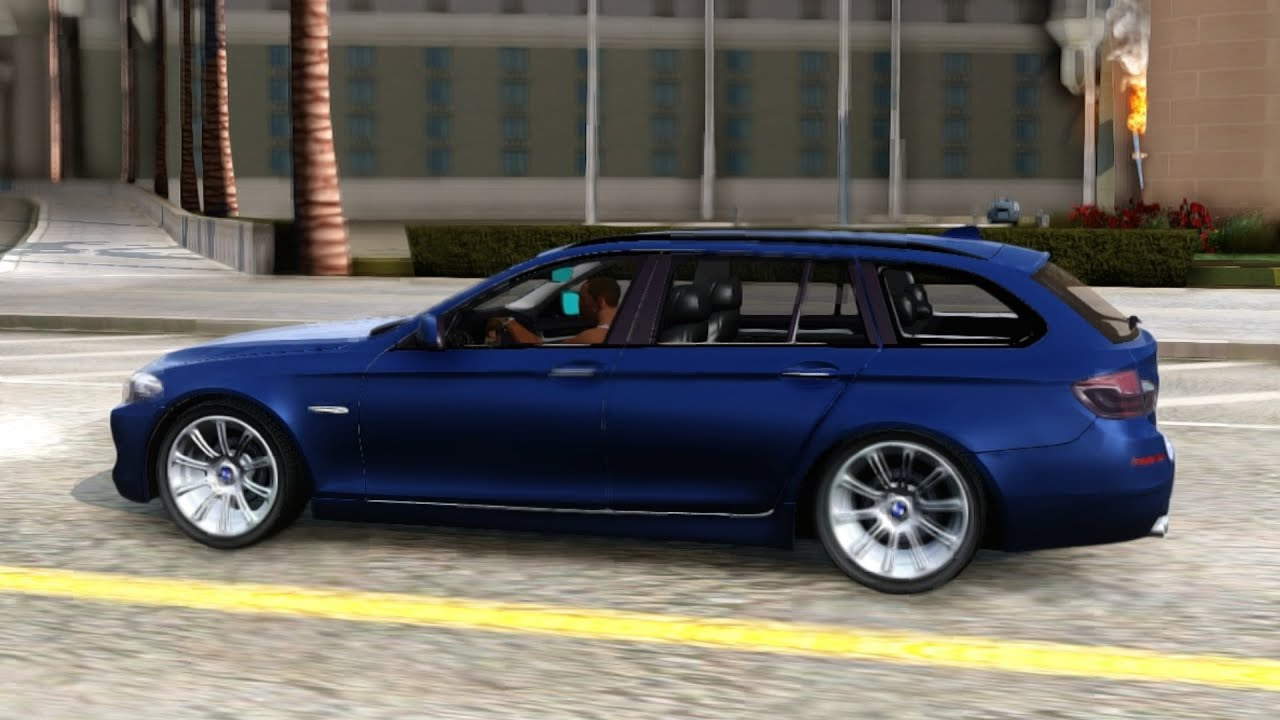 gta san andreas bmw f11 530d touring youtube. Black Bedroom Furniture Sets. Home Design Ideas