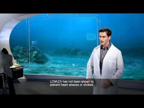 Lovaza Commercial, Pronova BioPharma