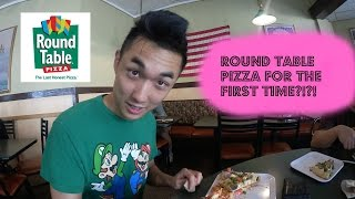ROUND TABLE PIZZA FOR THE FIRST TIME!?! What's up P.V.R. LYFE fans!...
