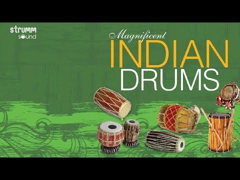 Magnificent Indian Drums Jukebox