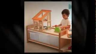 Wooden Educational Toys - Ryans Cubby Unit