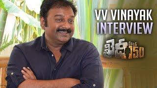 VV Vinayak Exclusive Interview About Khaidi No 150   TFPC