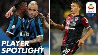 Nainggolan & Barella are this week's hot shots! | Player Spotlight | Serie A