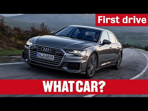 2018 Audi A6 review | What Car? first drive