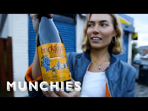Getting Buzzed off Buckfast: MUNCHIES Guide to Scotland (Episode 1)
