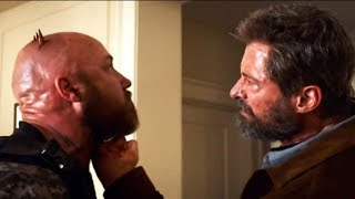 Logan 4K Visual Effects Breakdown by Rising Sun Pictures 2017