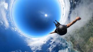 Jay Alvarrez Skydive practice (360)
