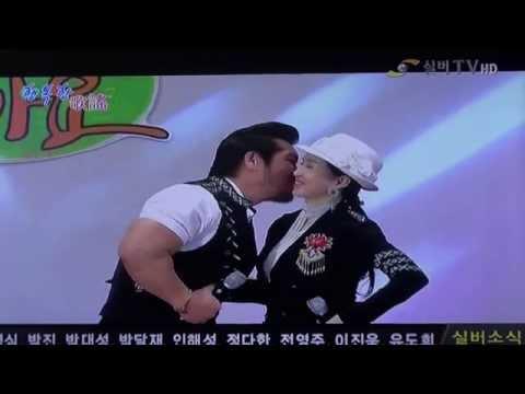 가수 미녀와 야수-처음처럼_방영_실버TV-행복한 가요_영상감독 이상웅-2015.05.30. 00014