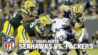 Seahawks vs. Packers | Week 2 Highlights | NFL