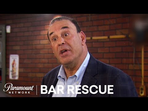 Bar Rescue: Jon Taffer Walks Out for the First Time Ever