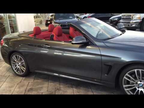 2017 BMW 440i Convertible and 2016 BMW 428i Convertible at BMW of Ocala