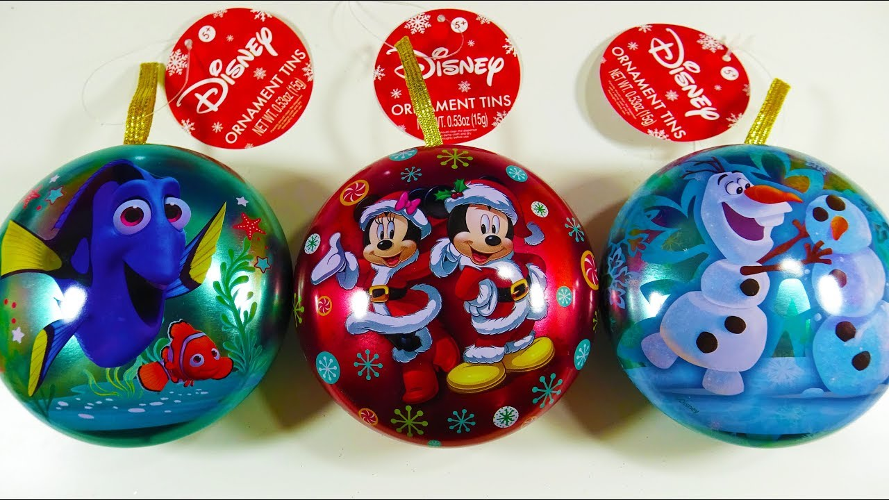 mickey mouse frozen christmas ornaments kinder joy egg hatchimals colleggtibles pokmon go