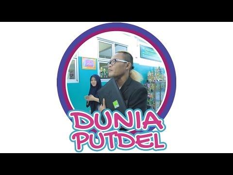 Sule Ngambil Raport Putdel (Putry Delina)