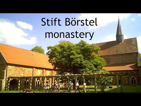 GERMANY: Monastery 'Stift Börstel' [HD]