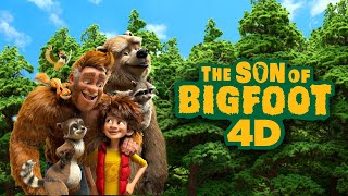 The Son Of Bigfoot 4D | Official Trailer