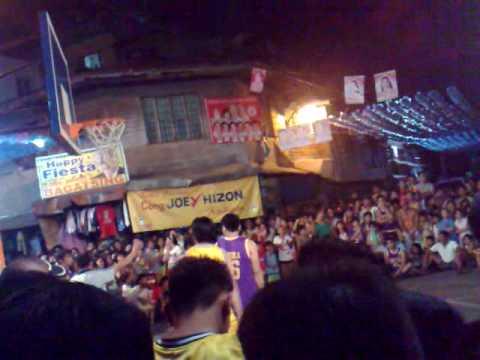 colt 45 championship at Bo. Sta. Maria Paco, Manila