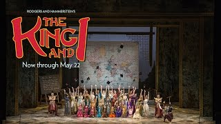 Rodgers and Hammerstein's THE KING AND I at Lyric Opera of Chicago April 29 – May 22