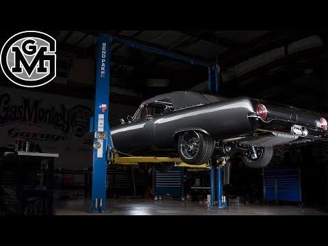 Fast N Loud's 1962 Ford Galaxie - GAS MONKEY GARAGE - AutoFocus Ep006