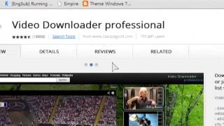 how to download any video in any site on chrome