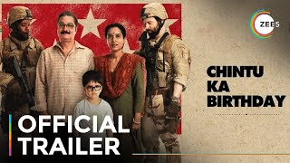Chintu Ka Birthday | Official Trailer | A ZEE5 Original Film | Streaming Now On ZEE5