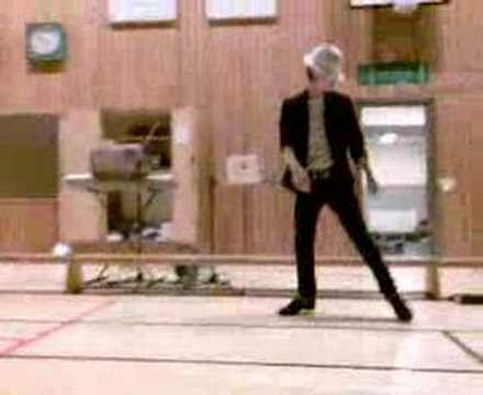 Michael Jackson Dance (rickard Lagan)
