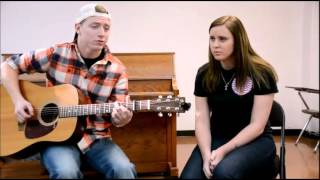 """""""Think of You"""" by Chris Young (feat. Cassadee Pope) - Cover by Timothy Baker and Becca Duff"""