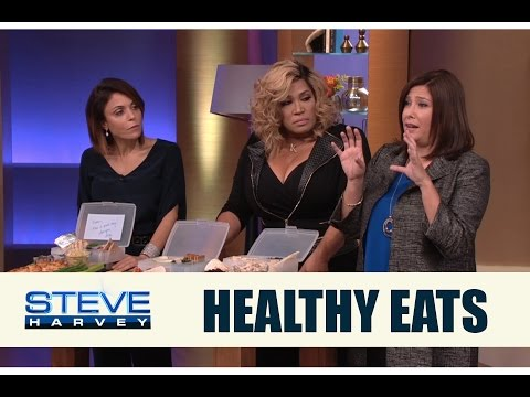 Kym Whitley: Try that chocolate, girl!  STEVE HARVEY