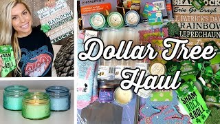 DOLLAR TREE HAUL | ST. PATRICK