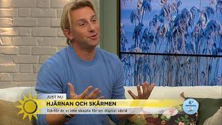 Anders Hansen: Därför har vi ett enormt behov av att tillhöra en grupp - Nyhetsmorgon (TV4)