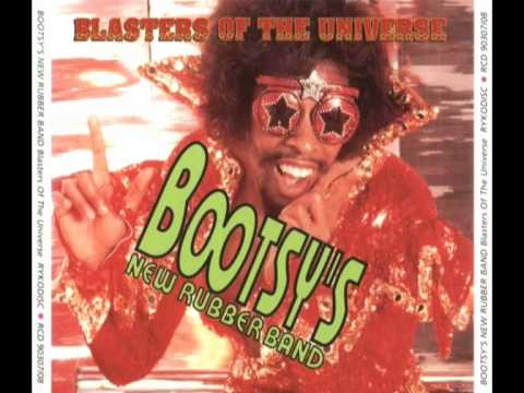 Bootsys Rubber Band AhhThe Name Is Bootsy Baby