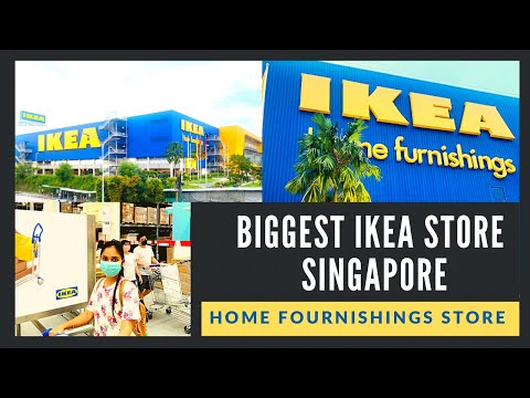 IKEA Singapore Tour 2020 || Tampines Branch || Home Furniture Store