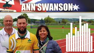 Ann Swanson 20.04.18