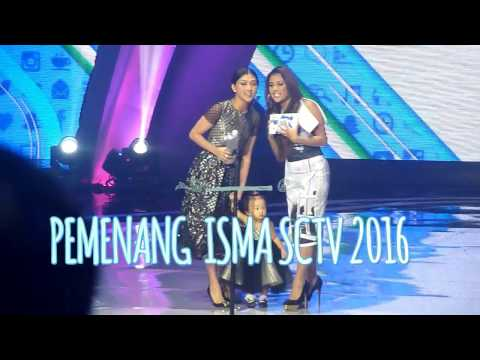 PEMENANG Indonesia Social Media Awards 2K16 #isengisengrekam