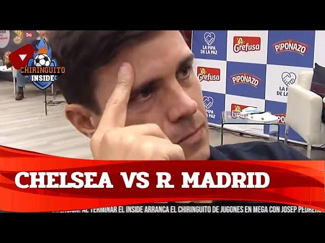🔴DIRECTO | CHELSEA - REAL MADRID con EL CHIRINGUITO | Semifinal Champions League Vuelta