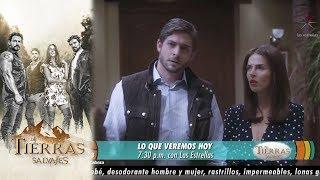 En Tierras Salvajes | Avance 10 de octubre | Hoy - Televisa