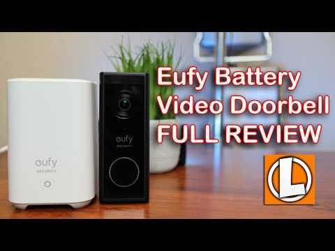 Eufy Battery Video Doorbell Review - Unboxing, Features, Setup, Installation, Video & Audio Quality