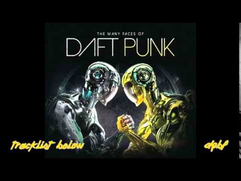 The Many Faces Of Daft Punk [NEW MAY 2015]