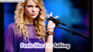 Crazier Karaoke Taylor Swift
