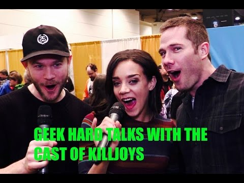 Geek Hard Presents: An Interview with The Cast of Kiljoys