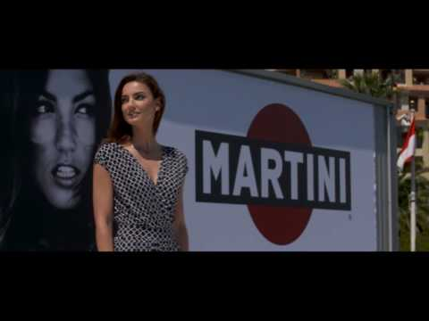 Banned Poster Girl Who Distracted Lewis Hamilton Returns to Monaco