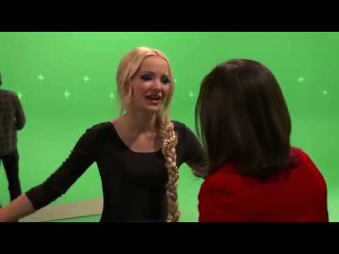 Лив и Мэдди - Скайвольт - Сезон 3 серия 19 l Игровые сериалы Disney
